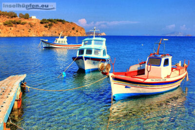 Hafenfeeling Griechenland