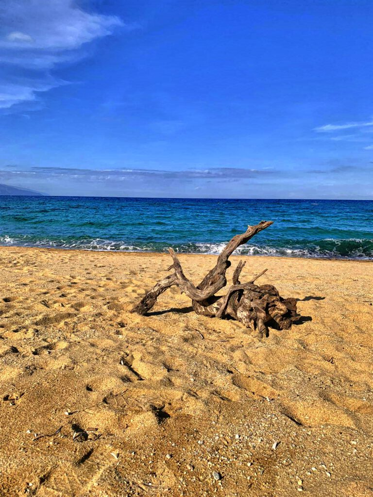 Strand ionische Inseln.