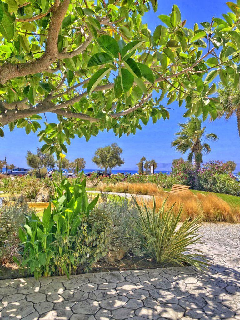 Entdecken Sie die das wunderschöne Grün der Insel.