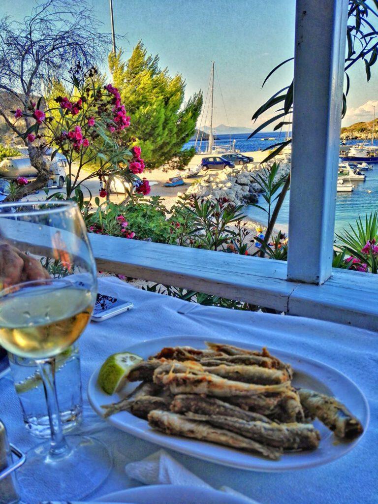 Kulinarisch unterwegs in Griechenland.