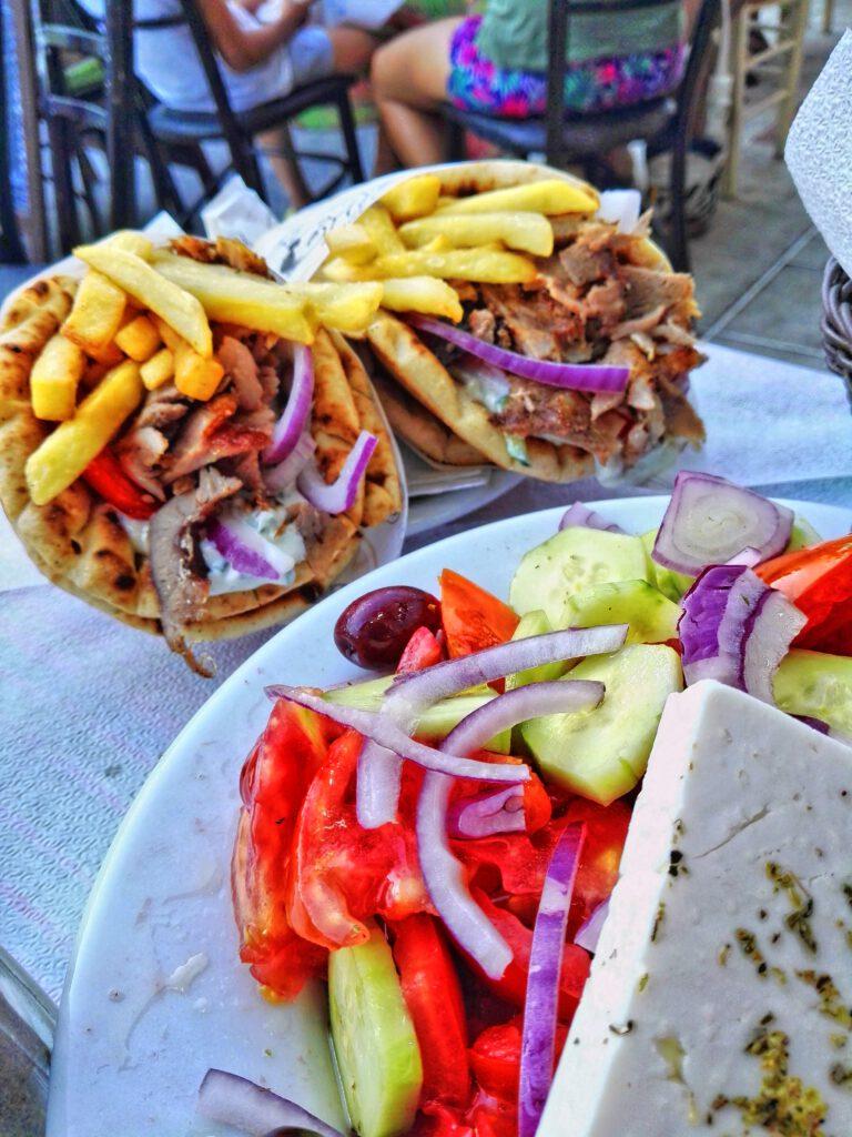 Köstliche Griechische Küche