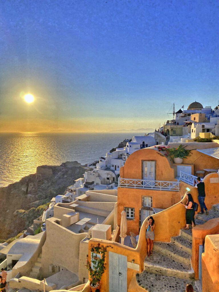 Inselhüpfen Kykladen mit Kreta