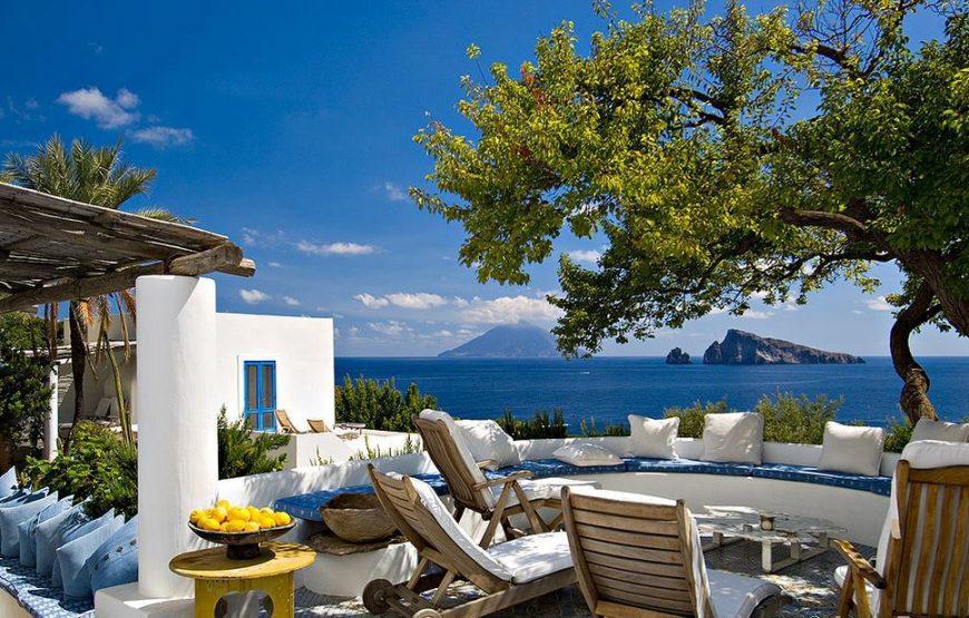 Entspannen auf den italienischen Inseln.