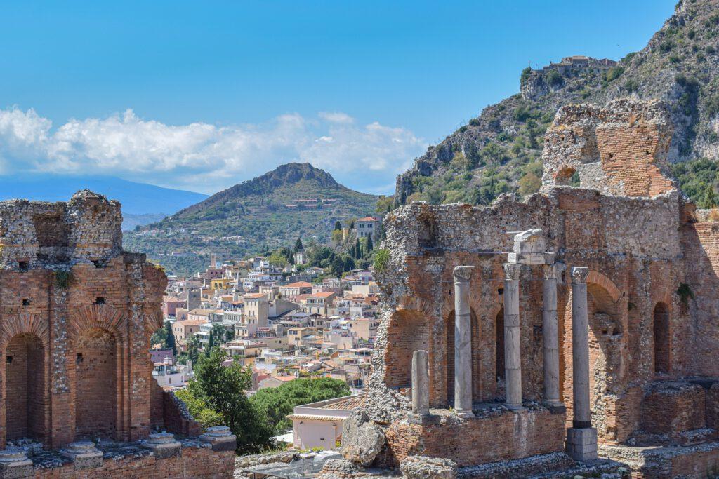 Inselhüpfen Taormina